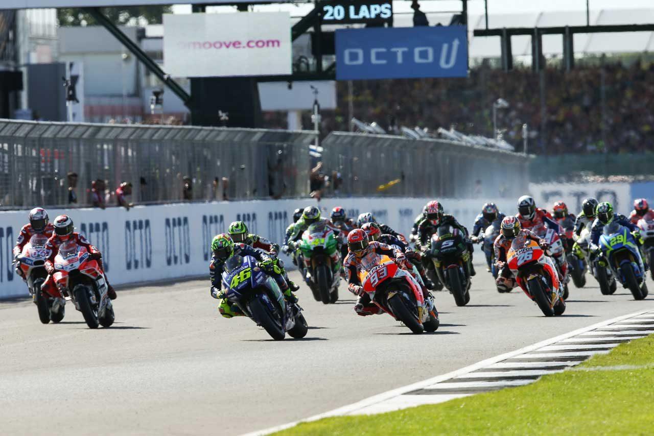 MotoGP:2018年の暫定エントリーリストが発表