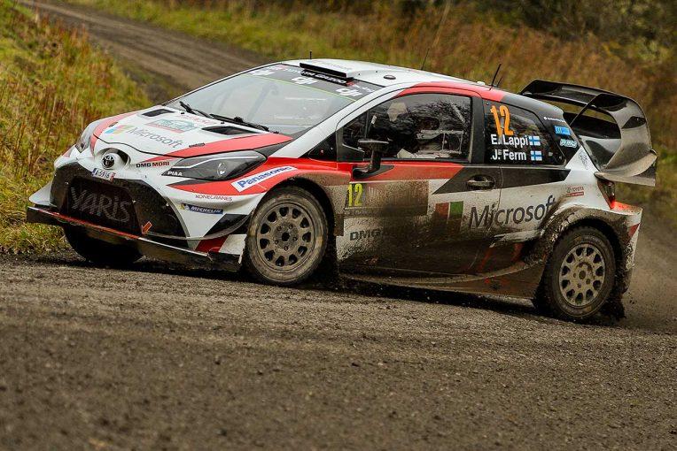 ラリー/WRC   WRC:トヨタ、復帰初年度最終戦オーストラリアは2台体制。ハンニネンのコドライバーが要職に