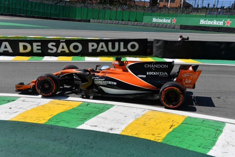 F1 | ホンダ「小さな問題はあったが、全般的にスムーズな一日。Q3進出を目指す」/F1ブラジルGP金曜
