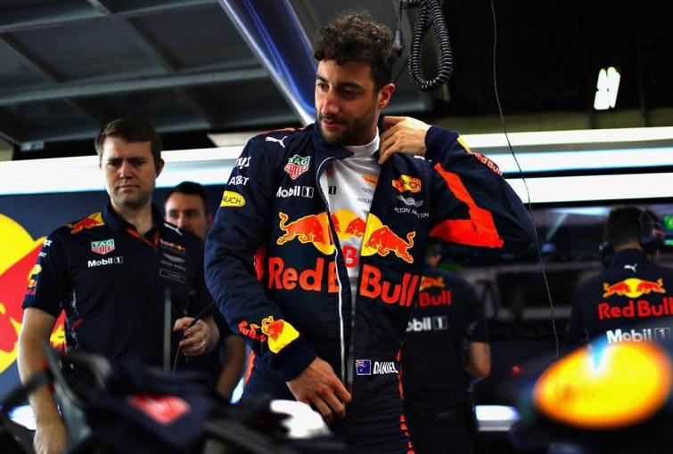 F1 | リカルド「雨ならポールを狙える。11番グリッドスタートが目標だ」/F1ブラジルGP金曜