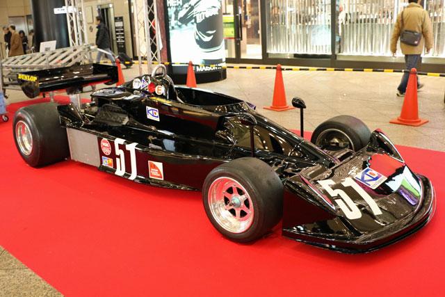F1   国産F1マシン『Kojima KE007』がSUZUKA Sound of ENGINEに登場