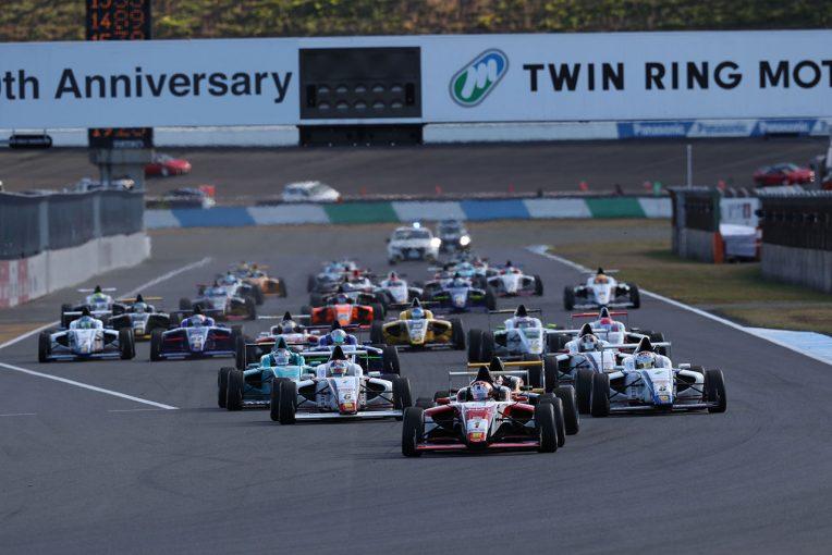 国内レース他 | 【順位結果】2017FIA-F4選手権 第13戦もてぎ