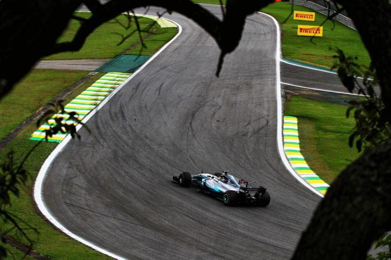 F1 | ストロールがトラブルによりストップ/【タイム結果】第19戦ブラジルGPフリー走行3回目
