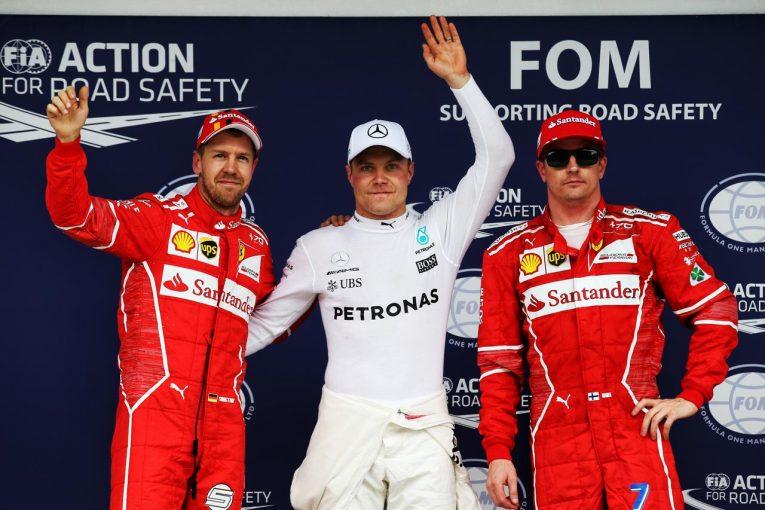 F1 | 【順位結果】F1第19戦ブラジルGP予選