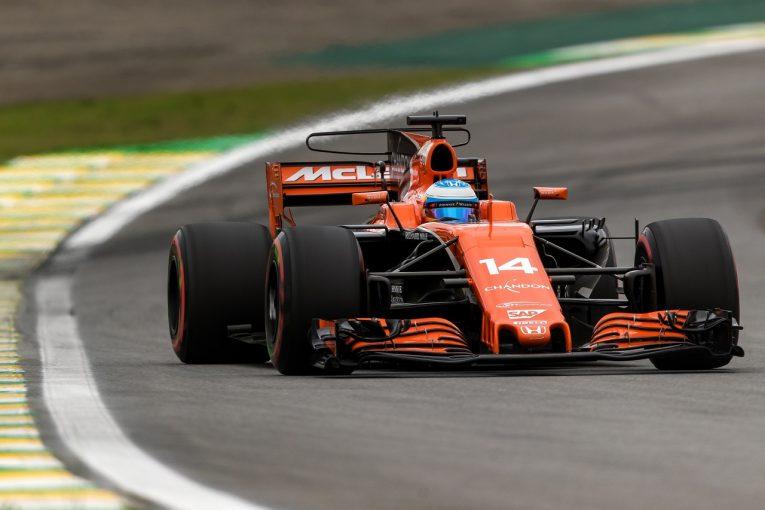 F1 | ホンダ「チーム全体の競争力が向上している。この勢いを保っていいレースをしたい」/F1ブラジルGP土曜