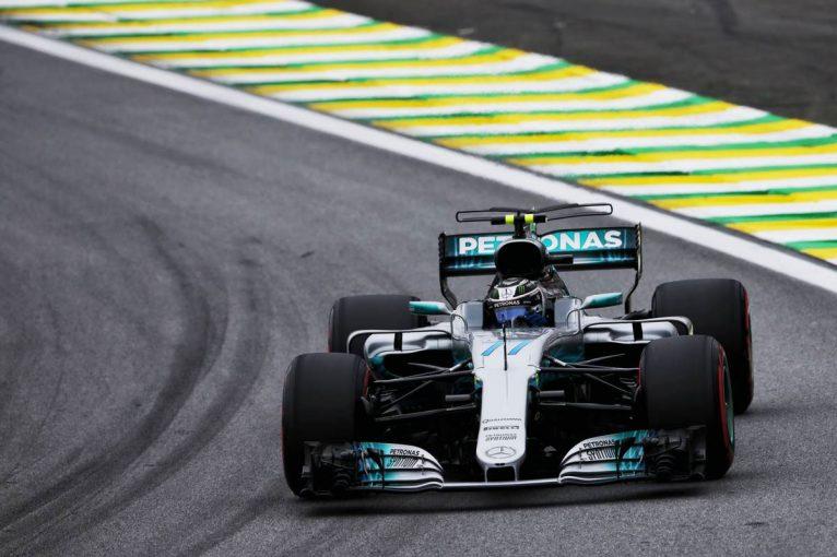 F1 | 【動画】バルテリ・ボッタスのポールポジジョンラップ/F1ブラジルGP