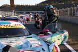 スーパーGT | スーパーGT:LEON AMGが優勝も、谷口/片岡組の初音ミク AMGがチャンピオン獲得