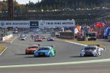 パレードラップにはDTM3車も参加