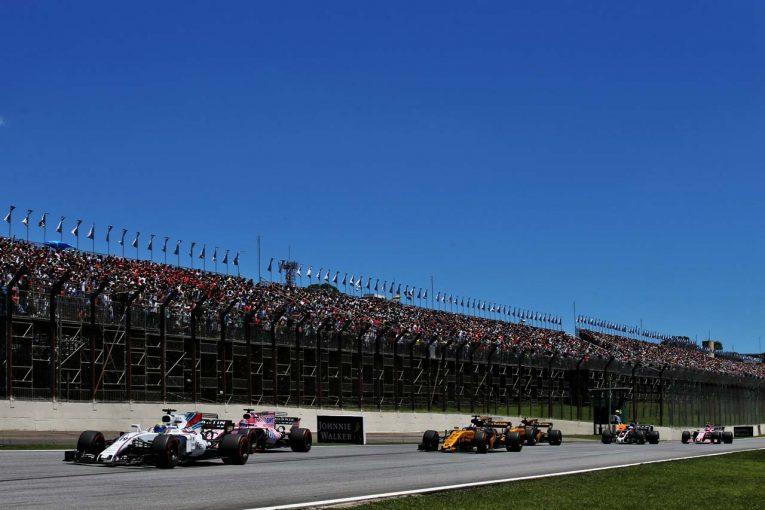 F1 | F1第19戦ブラジルGPフォトギャラリー