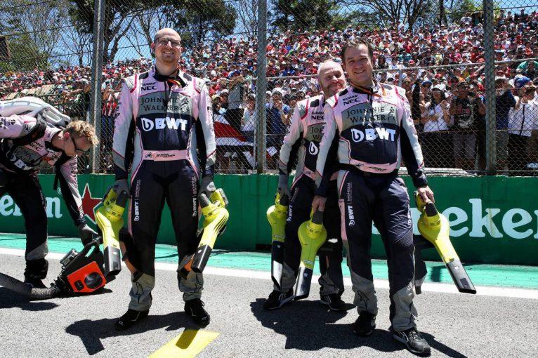 F1 | 【ポイントランキング】F1第19戦ブラジルGP終了時点