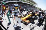 F1 | アロンソ8位「素晴らしいマシンだった。三つ巴の7位争いには勝てなかったが、最高の週末」/F1ブラジルGP