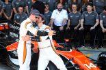 F1 | バンドーン「事故に巻き込まれていなければ、入賞できたはず」/F1ブラジルGP日曜