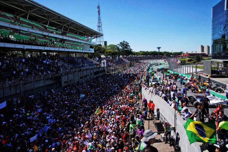 F1 | 【動画】F1第19戦ブラジルGP決勝ハイライト