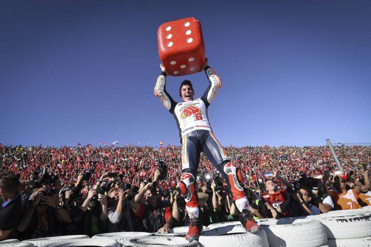 MotoGP | MotoGPバレンシアGP決勝:マルケスが4度目のタイトル獲得。レースはペドロサ優勝でホンダが3冠達成