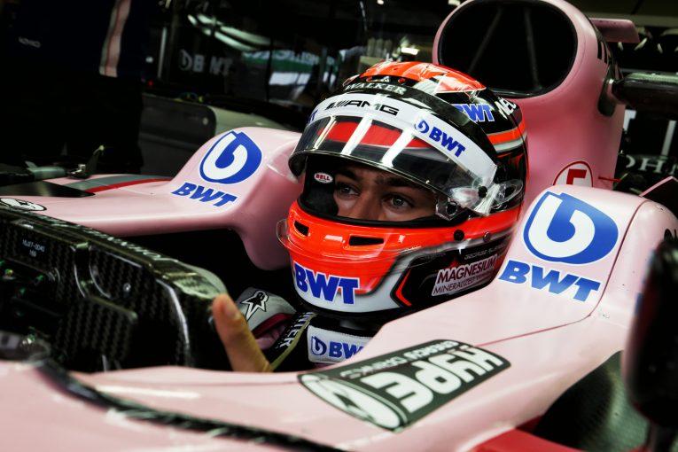 F1 | GP3王者ラッセル、F1プラクティス初走行で頭角を現す。「非常に印象的」とフォース・インディア