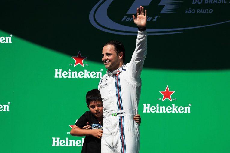 F1 | マッサ、最後の母国GPで7位「完璧なレース。胸を張ってフィニッシュできた」/F1ブラジルGP日曜