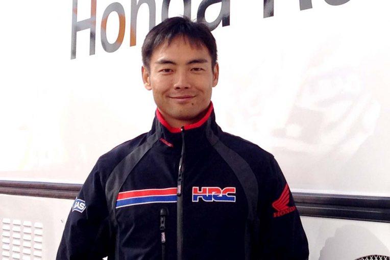ホンダ・チーム・アジアの監督に就任した青山博一