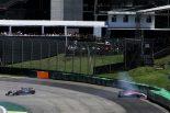 F1 | グロージャン「接触でタイヤがパンク。その上ペナルティは納得がいかない」/ハース ブラジルGP日曜