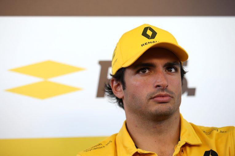 F1 | サインツ「ポジションを上げられず、パレードのように並んで走る時間が続いた」/ルノー ブラジルGP日曜