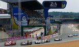 2015年のル・マンでは予選トップ3を独占。17号車ポルシェを駆るニール・ジャニが当時のレコードタイムを記録した。