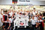 ティモ・ベルンハルト/ブレンドン・ハートレー/マーク・ウエーバーがドライバーズタイトルを獲得