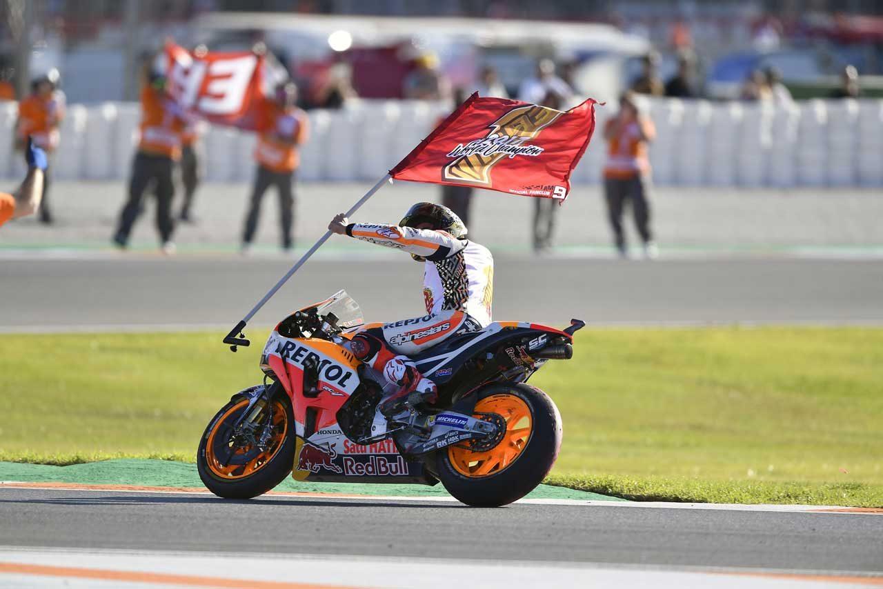 MotoGP:ホンダ 2017年第18戦バレンシアGP レースレポート
