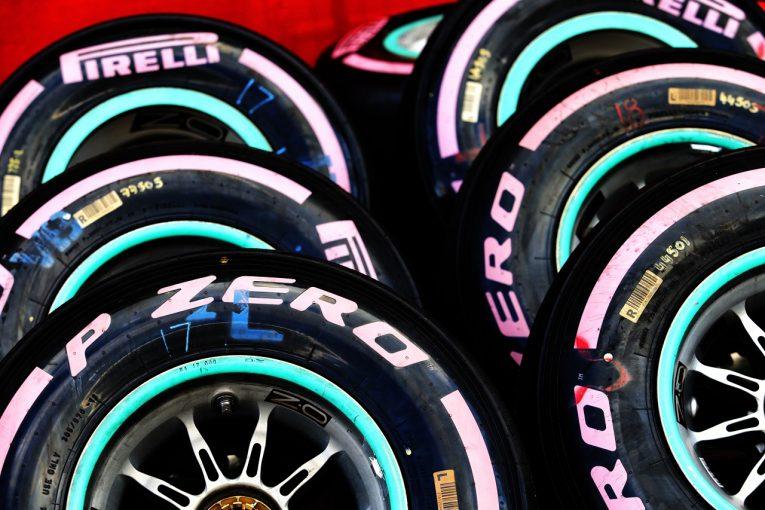 F1 | 2018年F1タイヤにピンクの新コンパウンドが登場。ファンの協力のもと、名称決定へ