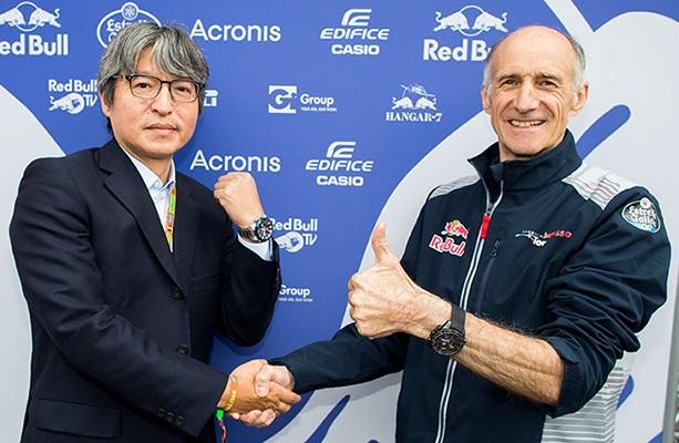 F1 | カシオ『EDIFICE』、トロロッソとのオフィシャルパートナー契約を2019年まで更新