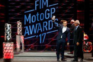 MotoGPルーキー・オブ・ザ・イヤーとベスト・インディペンデント・チーム・ライダーを獲得したザルコ