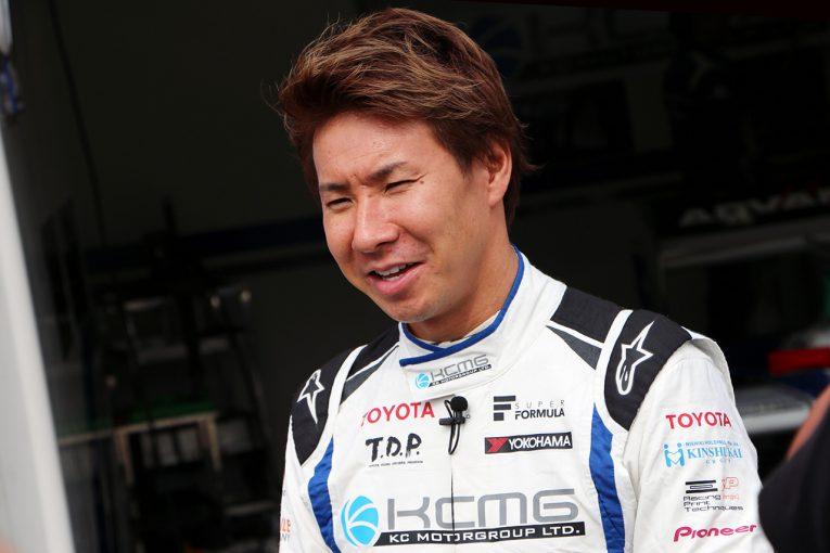 海外レース他   フォーミュラE:小林可夢偉、開幕戦香港ePrixに緊急参戦。開幕戦参戦は琢磨以来、ふたり目