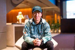 2017/18フォーミュラ開幕戦香港に参戦する小林可夢偉