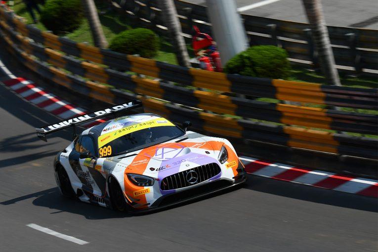 ル・マン/WEC | 【タイム結果】第64回マカオグランプリ FIA GTワールドカップ フリープラクティス1
