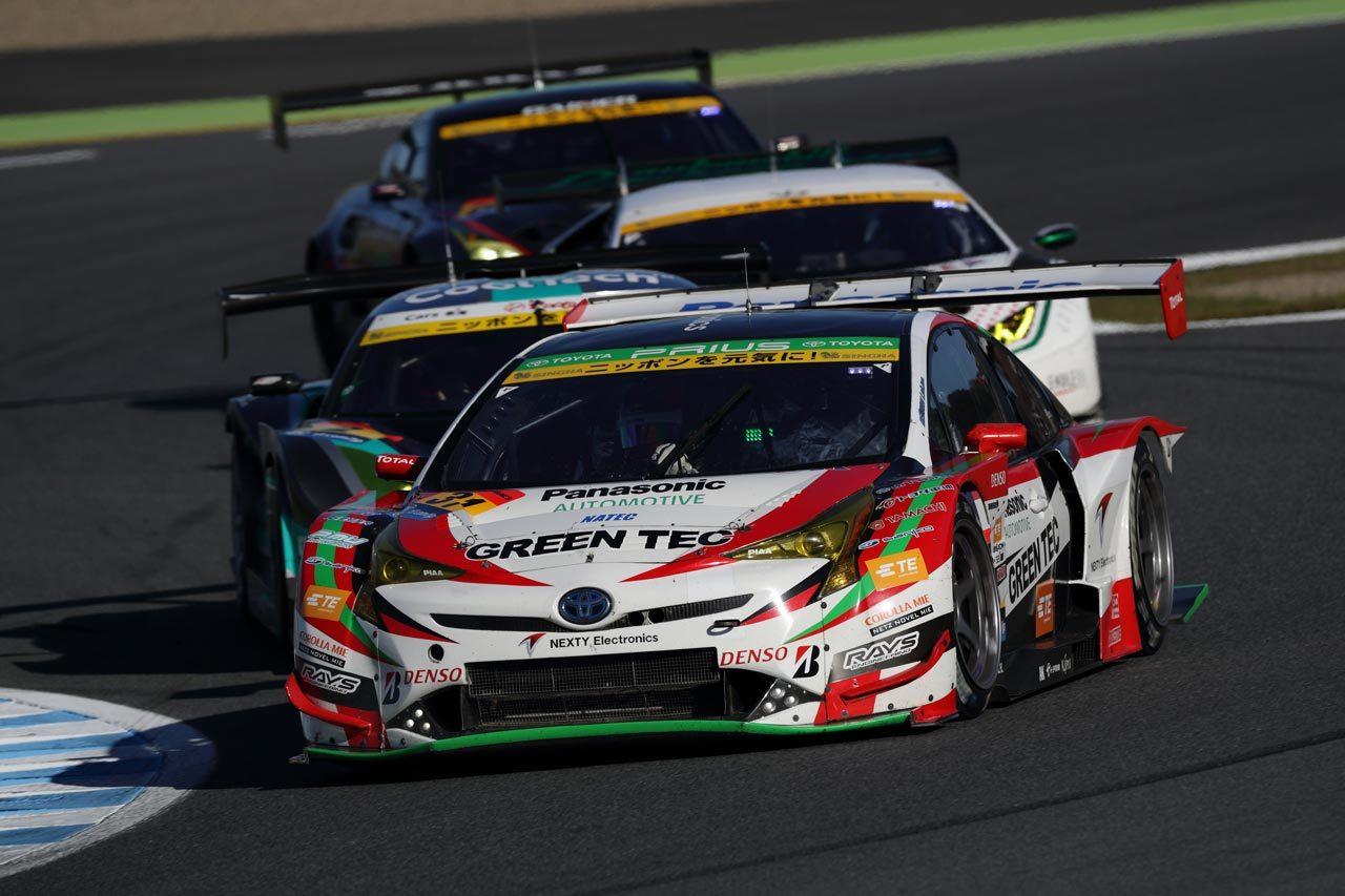 スーパーGT:31号車TOYOTA PRIUS apr GT 2017年第8戦もてぎ レースレポート