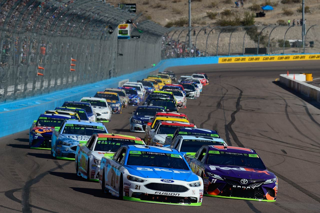NASCAR:TOYOTA GAZOO Racing 2017第35戦フェニックス レースレポート