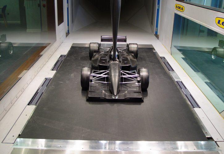 F1   ローラ社の最先端の風洞が売却へ