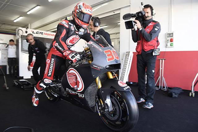 MotoGP | MotoGP:初公式テストを終えた中上、マシンの理解進むもライディングポジションは「不完全」