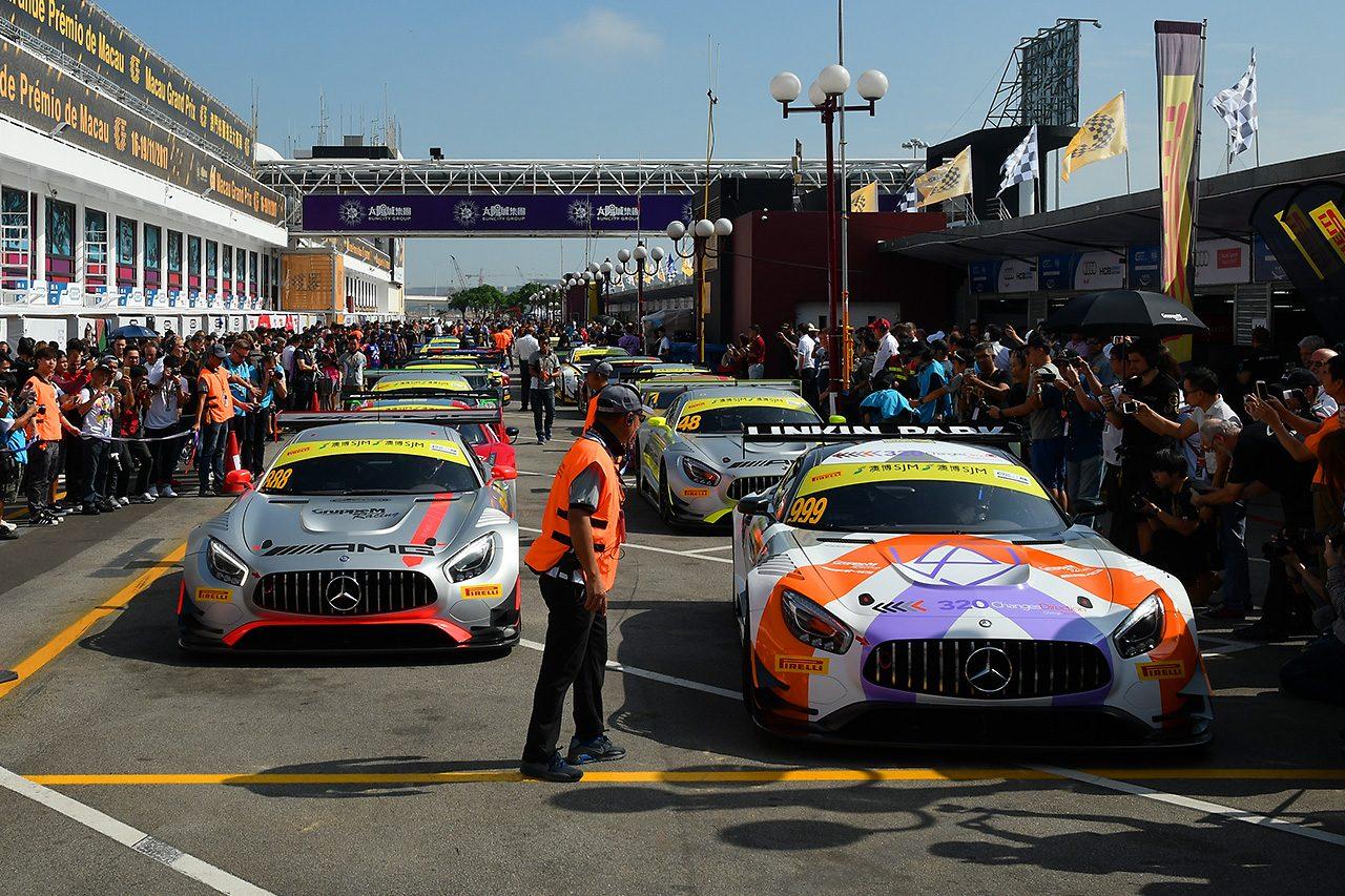 【タイム結果】第64回マカオグランプリ FIA GTワールドカップ フリープラクティス1