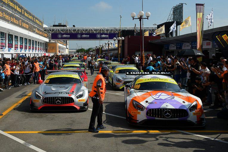 ル・マン/WEC   【タイム結果】第64回マカオグランプリ FIA GTワールドカップ フリープラクティス2