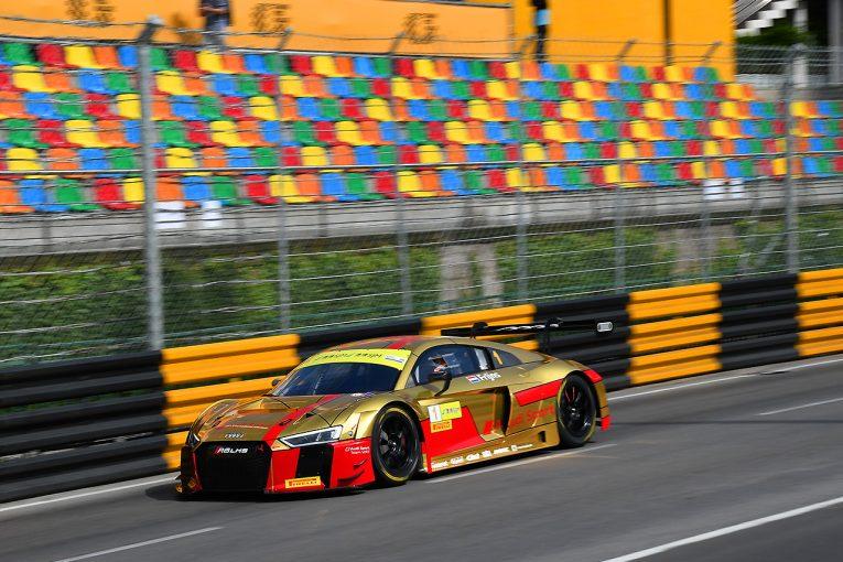 ル・マン/WEC | FIA GTワールドカップ:FP2はフラインスのアウディが首位。ホンダNSX GT3はタイムを上げる
