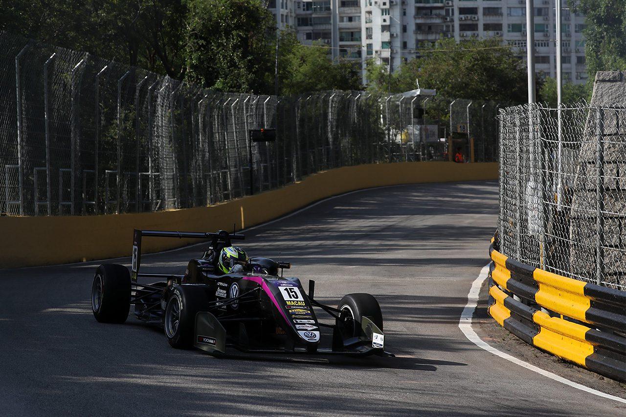 【タイム結果】第64回マカオグランプリ FIA F3ワールドカップ FP2