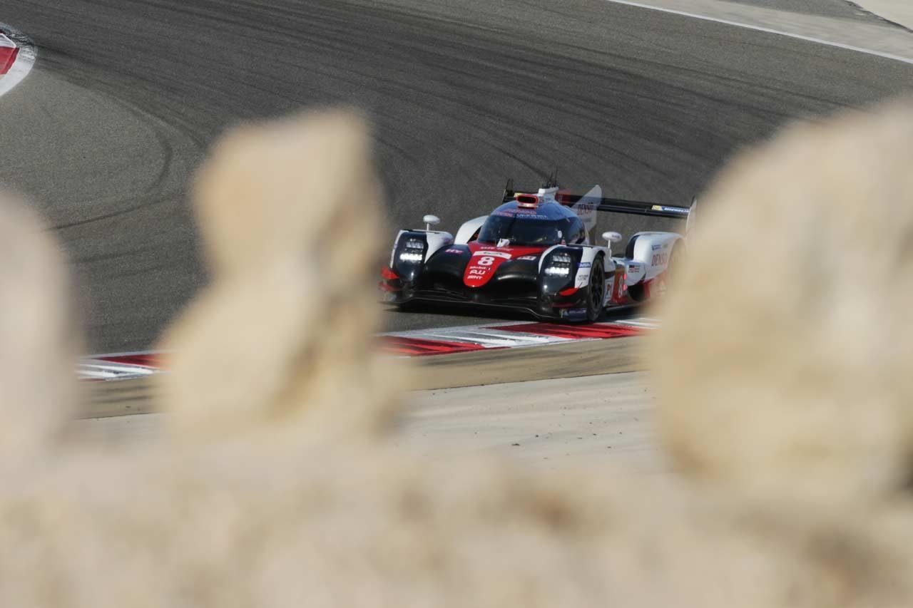 WEC:8号車トヨタが初日首位。最速マークの一貴「予選でトップを取って決勝へ」