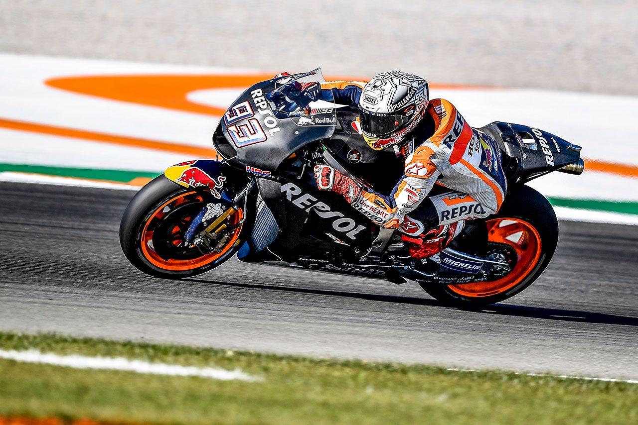 MotoGP:レプソル・ホンダ、新エンジンなど熟成進める。「マレーシアに向けて重要な準備に」