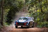 ラリー/WRC | ミケルセン快走。トヨタのラトバラ4番手/【順位結果】WRC第13戦オーストラリア SS8後
