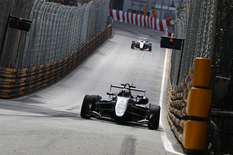 海外レース他 | 【タイム結果】第64回マカオグランプリ FIA F3ワールドカップ 予選2回目