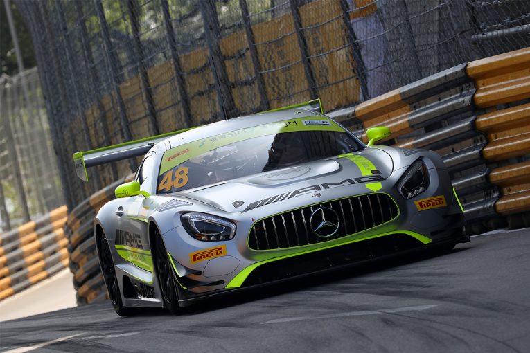 ル・マン/WEC | 【順位結果】第64回マカオグランプリ FIA GTワールドカップ 予選レース