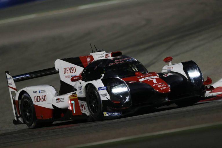 ル・マン/WEC | WEC:トヨタ、予選2番手から勝利を目指す。「タイヤの温存が良い方向に出ることを願う」と一貴