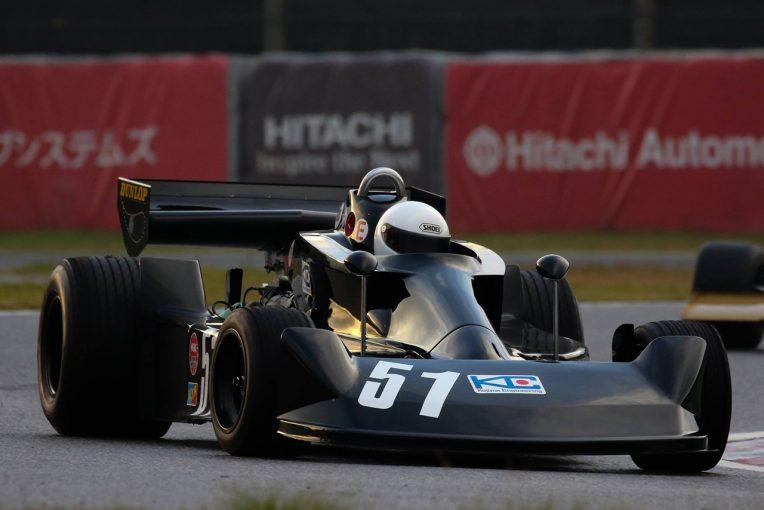 F1 | 40年前に日本を沸かせたコジマKE007&長谷見が鈴鹿サーキットに降臨