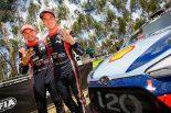 ラリー/WRC | WRCオーストラリア:トヨタのラトバラ、最終SSでクラッシュ。ヌービルが今季4勝目