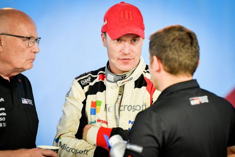 ラリー/WRC | ラトバラ「クルマのバランスは完全ではなかったが、いい1日」/WRC第13戦オーストラリア デイ2コメント