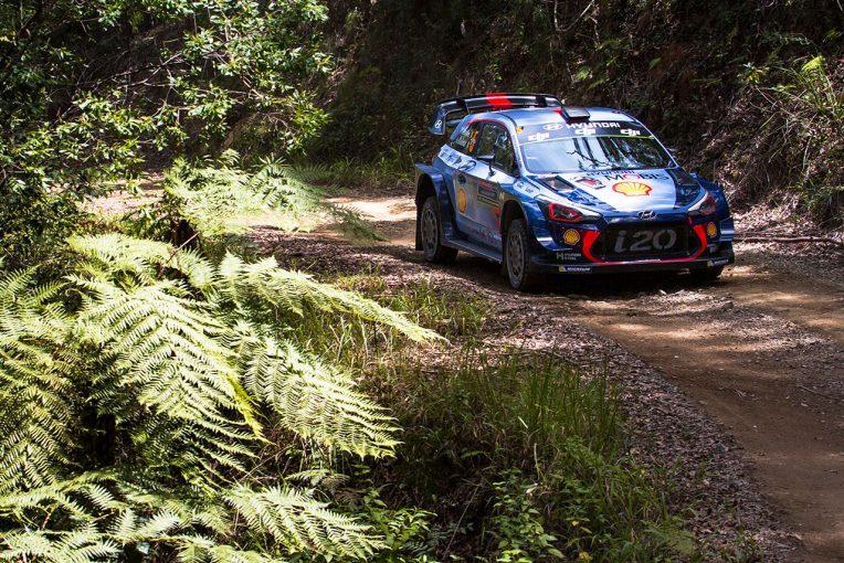 ラリー/WRC | ヒュンダイが2017年4勝目/【順位結果】WRC第13戦オーストラリア 暫定総合